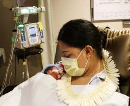 Неожиданные роды в экстремальных условиях: женщина родила здорового ребенка на борту самолета