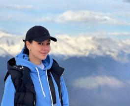 Марина Кравец умилила фанатов: артистка поделилась новым фото с мужем и дочерью