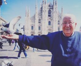 """На 91-м году жизни умер создатель модного бренда """"Vans"""" Пол Ван Дорен"""