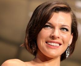 Милла Йовович сделала стрижку в домашних условиях: фото актрисы без макияжа понравились фанатам