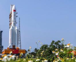 Обломки китайской ракеты вернулись на Землю: куда упали части летательного аппарата