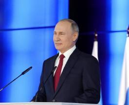 Владимир Путин стал лучшим игроком хоккейного матча, посвященного Дню Победы: видео