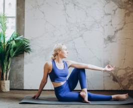 5 упражнений йоги для борьбы с бессонницей и улучшения процесса засыпания