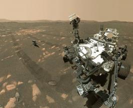 Марсоход Perseverence исследует рельеф Красной планеты: новые фото с устройства