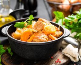 Жаркое из свинины в горшочках: рецепт аппетитного и сытного блюда для всей семьи
