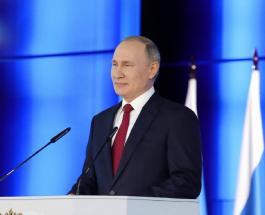 Владимир Путин номинирован на Нобелевскую премию мира