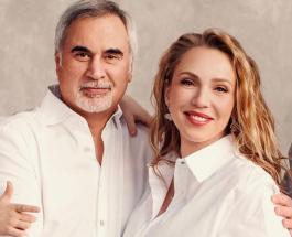 Альбина Джанабаева и Валерий Меладзе повеселили сеть новым семейным видео