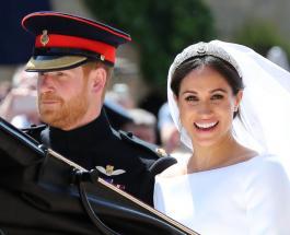 Годовщина свадьбы принца Гарри и Меган Маркл: интересные факты о торжественной церемонии