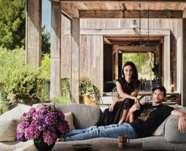 Мила Кунис и Эштон Кутчер показали свой дом: как выглядит семейное гнездышко пары