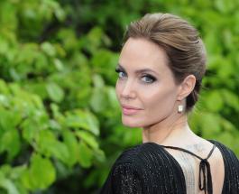 Покрытая пчелами Анджелина Джоли в течение 18 минут позировала для нового портрета