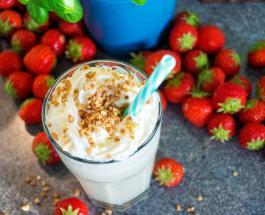 Молочный коктейль в домашних условиях: как приготовить вкусный холодный напиток