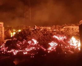 15 человек погибли под потоками лавы в результате извержения вулкана в Конго