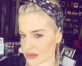 Стройная и красивая Келли Осборн: дочь легендарного музыканта собирает комплименты в сети