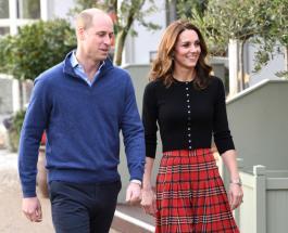 Кейт Миддлтон и принц Уильям совершили первый официальный визит на Оркнейские острова