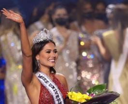 Мисс Вселенная 2021 Андреа Меза публично получила дозу вакцины от Covid-19
