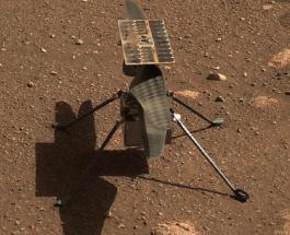Первая проблема в исследовании Марса: дрон Ingenuity передал сообщение об ошибке