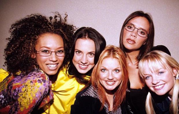 """Группа """"Spice Girls"""""""