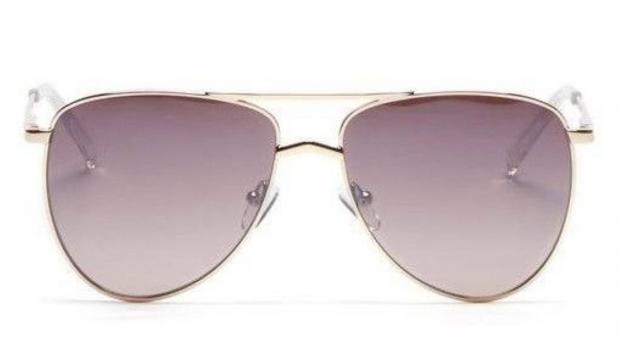 очки-авиаторы с цветными линзами солнцезащитные