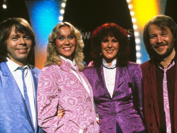 группа ABBA