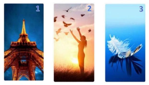 картинки для визуального теста про ангела хранителя и его послание