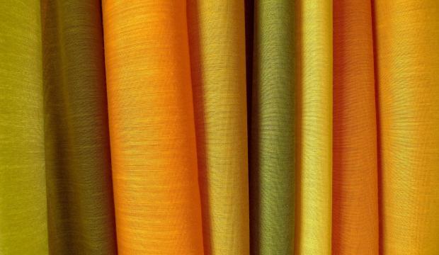 шторы жето-зеленого цвета