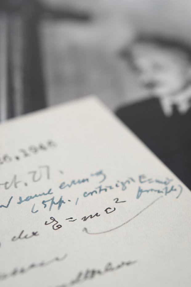 Письмо Эйнштейна