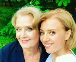 Ирина Алферова - очень красивая женщина: новое фото актрисы показала ее дочь Ксения