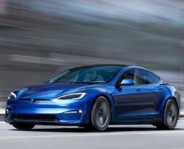 Автомобиль Tesla Model S побил новый мировой рекорд по скорости