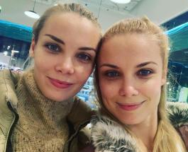 Ольга и Татьяна Арнтгольц в детстве: архивное фото известных сестер обсуждают в сети