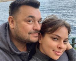 Сергей Жуков поздравил жену с 15-летием брака красивым фото и трогательными словами