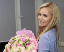 Дана Борисова – именинница: ведущая принимает поздравления от коллег и поклонников