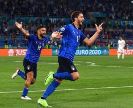 Сборная Италии стала первой командой прошедшей квалификацию в плей-офф Евро-2020