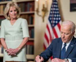 Джо и Джилл Байден оплакивают питомца: первая леди США сообщила о потере любимой собаки