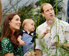 Редкими семейными фото в честь Дня отца поделились монаршие особы Великобритании
