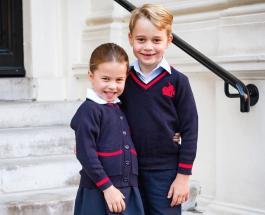 Принц Джордж и принцесса Шарлотта приняли участие в мероприятии вместе с отцом