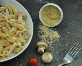 Что приготовить на ужин для всей семьи: рецепт пасты с грибами и сливочным соусом