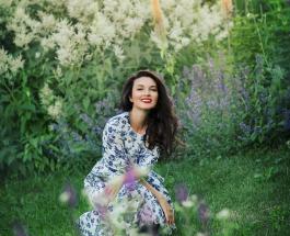 """""""Маковая фея"""": новые фото Юлии Такшиной в поле собирают комплименты в сети"""