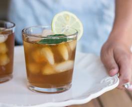 Как приготовить холодный чай: 3 рецепта вкусного напитка