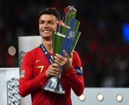 Криштиану Роналду повторил рекорд по количеству забитых голов за сборную