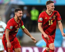 Евро-2020: сборная Бельгии обыграла действующих чемпионов Европы