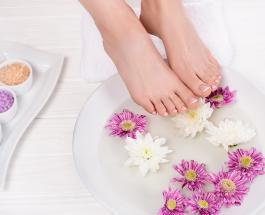 Молоко и пищевая сода для красоты и молодости кожи ног: как приготовить ванночку