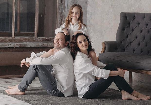 Семья Анны Снаткиной