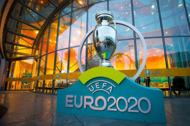 логотип Евро 2020