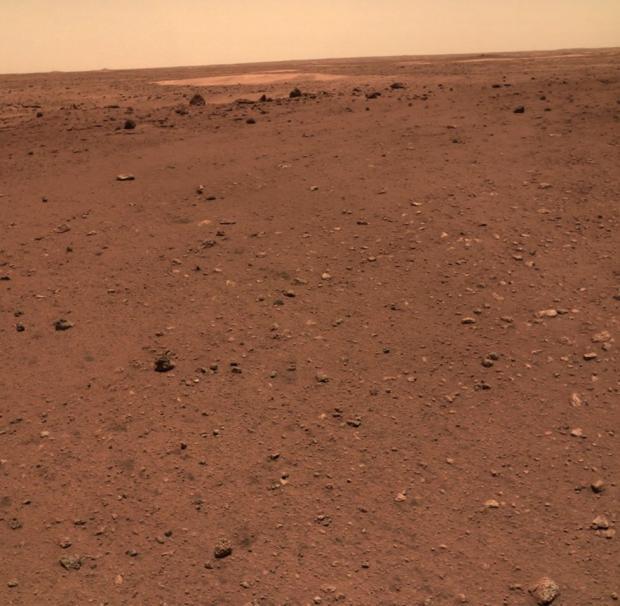 фото с Марса