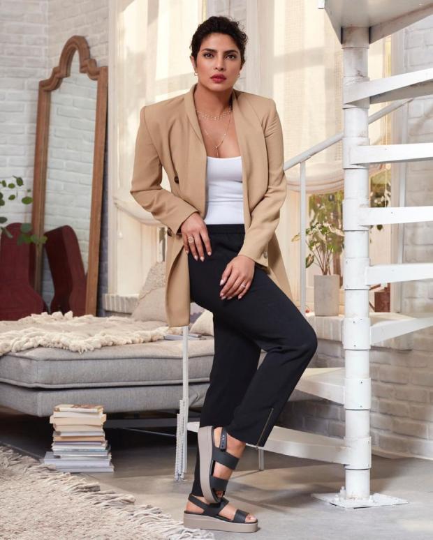Боливудская актриса Приянка Чопра