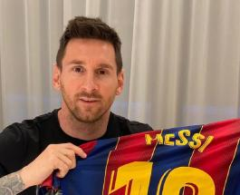 Лионель Месси не продлил контракт с Барселоной и 1 июля стал свободным агентом