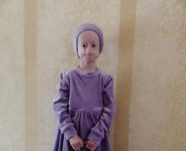 10-летняя украинка Ирина Химич умерла из-за быстрого старения организма
