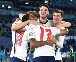 Сборная Англии обыграла Украину и вышла в полуфинал Евро-2020