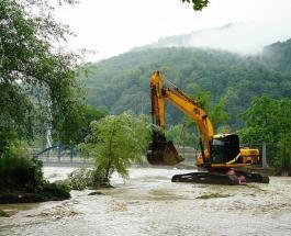 Стихийное бедствие в Сочи: главный курорт России заливают дожди