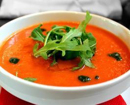 Суп гаспачо с мятой и клубникой: рецепт освежающего летнего блюда